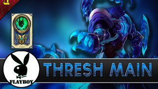 Download Flayboy Magazine - Thresh Main Compilation | 1 MILLION ″Mastery Points″- League of legends Video