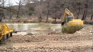 Download Game Wardens Stop Everything - Frio River Clean Out / Concan, Texas Video