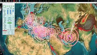 Download 12/16/2017 - New Deep Earthquake event underway - Large EQ activity coming - Be ready Video