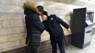 Download Незаконный обыск в метро, Киев Video
