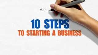Download 10 Steps to Starting a Business Video