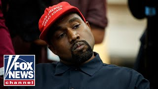 Download The intolerant left attacks Kanye West's White House visit Video