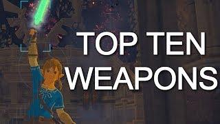 Download Top 10 Weapons - BOTW Video