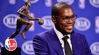 Download Kevin Durant's famous 2014 'you the real MVP' acceptance speech | ESPN Archives Video