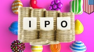 Download Candy Crush IPO: King hopes to turn candy to cash Video