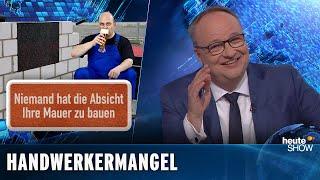 Download Handwerker – die begehrtesten Männer Deutschlands (Martin Klempnow) | heute-show vom 17.05.2019 Video