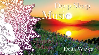 Download 10 Hours Relaxing Music. Delta Waves Healing For Deep Sleep, Stress Relief And Meditation Video