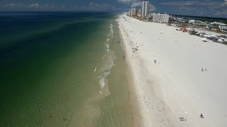 Download Gulf Shores, Alabama (Aerial Video) Video