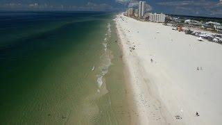 Download Gulf Shores, Alabama (Aerial Video) Video