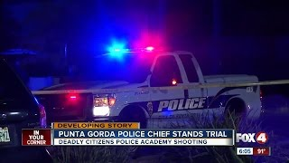 Download Punta Gorda Police Chief stands trial Video