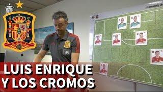 Download Luis Enrique inventa de nuevo: dio la lista con cromos |Diario As Video