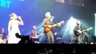 Download Clare Bowen Sam Palladio Jonathan Jackson - Borrow My Heart - Nashville Tour 2017 Royal Albert Hall Video