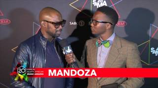 Download SAMA20 Nominee Announcement Celebration - Interview with Mandoza Video