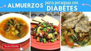 Download Almuerzos/Comidas para personas con Diabetes | Cocina de Addy Video