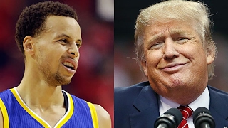 Download Steph Curry Calls Donald Trump ″A Real ASS,″ is Ready to LEAVE Under Armour Video