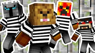 Download YOUTUBER COPS AND ROBBERS HIDE AND SEEK MOD - Minecraft Mod (FUNNY MOMENTS) Video
