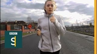Download Girl who loses consciousness when she runs - BBC Stories Video