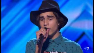 Download The X Factor Australia 2015 - Auditions - Isaiah Firebrace Video