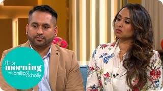 Download We Were Told to Sit in the Aeroplane Toilet Because of Our Nut Allergy | This Morning Video