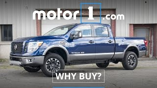 Download Why Buy? | 2016 Nissan Titan XD Review Video