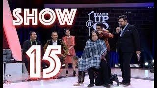 Download 4 Besar | Show 15 SUCI 8 Video
