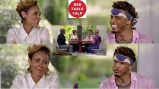 Download JADA Pinkett TELLS ALL about SINGER August Alsina, their RELATIONSHIP & how she helped him! DETAILS! Video