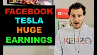 Download Facebook & Tesla Release Shocking Earnings Video