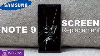 Download Samsung Note 9 Screen Replacement | Repair Guide Video