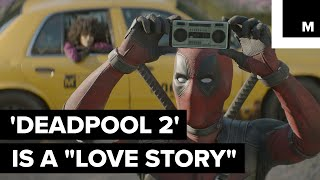Download 'deadpool 2' Is a Love Story at Its Core According to Actress Morena Baccarin Video