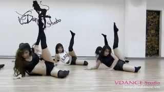 Download VDANCE Studio ″Strip Dance″ PARTITION Beyonce by Fox Kieu Ngoc Video