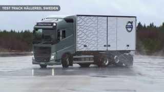 Download Volvo Trucks - Increased safety on slippery roads with Volvo Trucks' Stretch Brake Video