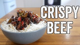 Download Crispy Beef Recipe Video
