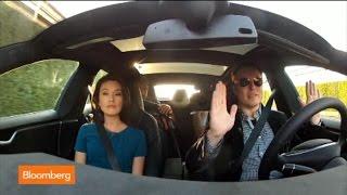 Download Tesla Test Drive: Model P85D, Autopilot, Zero to 60 Video