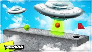 Download We Got ABDUCTED By ALIENS in MINIGOLF! (Golf With Your Friends) Video