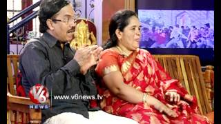 Download Telangana Lyricist Suddala Ashok Teja & Nirmala in Lifemates | V6 News Video