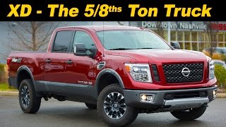 Download 2016 / 2017 Nissan Titan XD Review and Road Test With Towing | In 4K UHD! Video