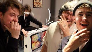 Download THE SURPRISE THAT MADE OUR BEST FRIEND CRY :,) Video