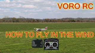 Download Voro's RC school: How to fly in the wind Video