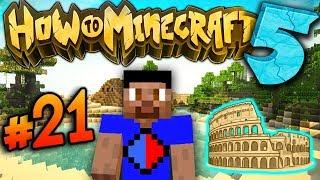 Download SECRET CASTLE ENTRANCE! - How To Minecraft S5 #21 Video