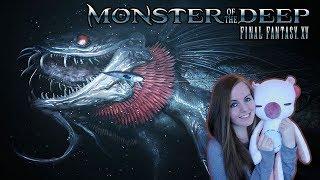 Download THE BEST PSVR GAME YET! Monster Of The Deep: Final Fantasy XV Gameplay Walkthrough Part 1 Video
