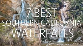 Download 7 Best Southern California Waterfalls Video