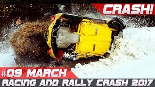 Download Week 9 March 2017 Racing and Rally Crash Compilation Video