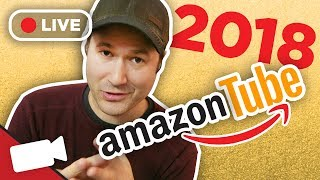 Download AmazonTube may be YouTube's next Competitor Video