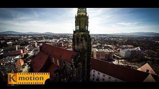 Download Świdnica z lotu ptaka - w jakośći 4K Video