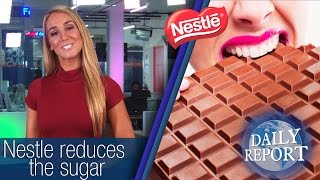 Download Nestle reduces the sugar | Housing, the new use of sugarcane | Companies have found uses for garbage Video