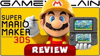 Download Super Mario Maker 3DS - REVIEW Video