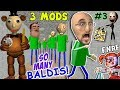 Download BALDI's BASICS of FNAF EDUCATION & CLONING MOD + I'M BALDI vs. Principal (FGTEEV Cheat Escape #3) Video