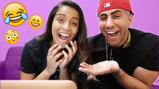Download TRY NOT TO LAUGH CHALLENGE (FT. FOUSEYTUBE) Video