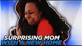 Download SURPRISING A MOTHER OF 8 KIDS WITH A NEW HOME AFTER THE HURRICANE HARVEY TOOK HER HOME AWAY!! Video