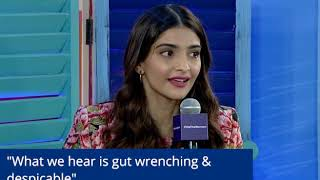 Download Sonam K Ahuja Talks About India's #MeToo Movement at We The Women 2018 in Bengaluru Video